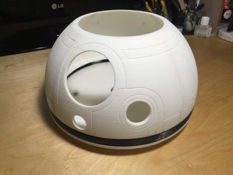 BB-8 Dome Assembly