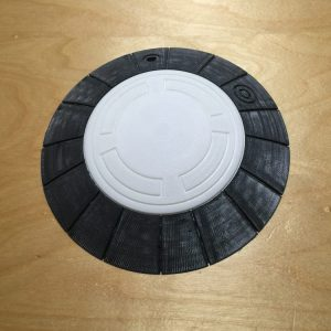 BB-8 Dome Top & Pie Panel